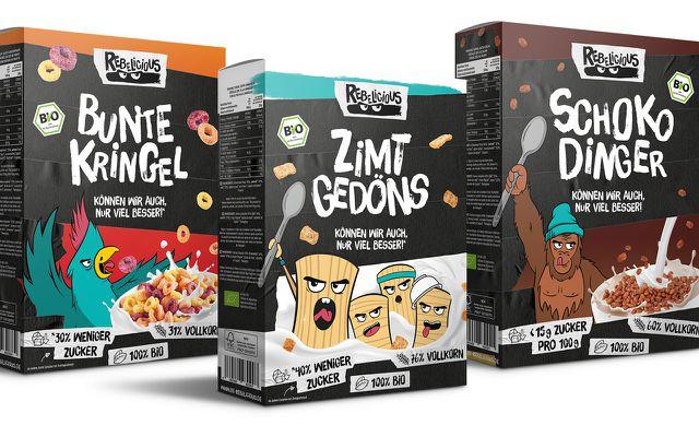 Food Startups Rebelicious Cerealien