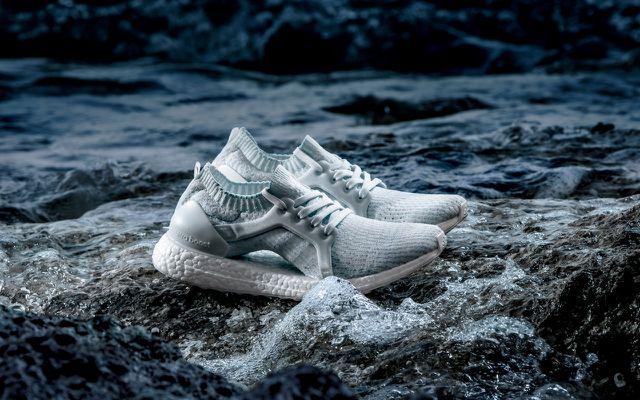 Recycling-Sneaker von Adidas