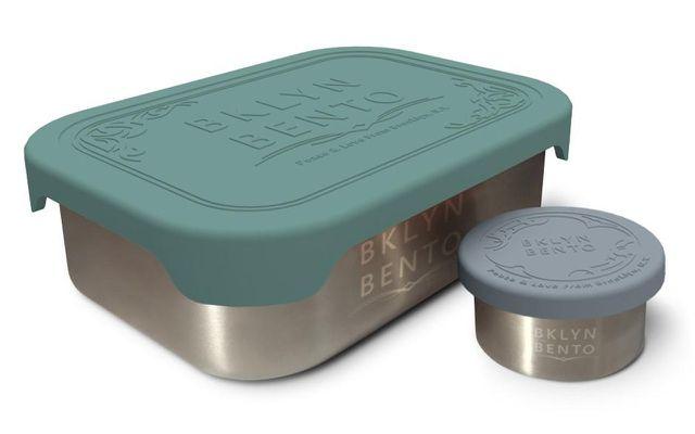 Freeze food without plastic plastic-free sustainable household hacks BKLYN bento box