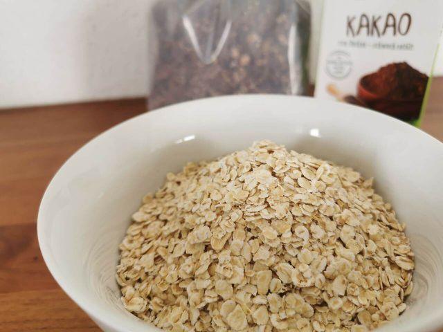 Furan steckt auch in Kakao und Haferflocken.