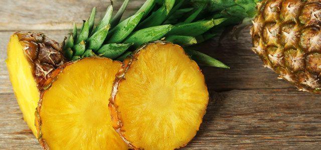 Problematischer Gast auf Superfood-Listen: die Ananas