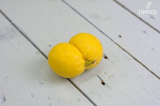 Zitrone von Etepetete