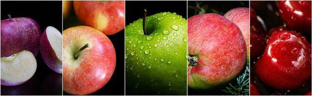 Sortenvielfalt statt Designer-Äpfeln.