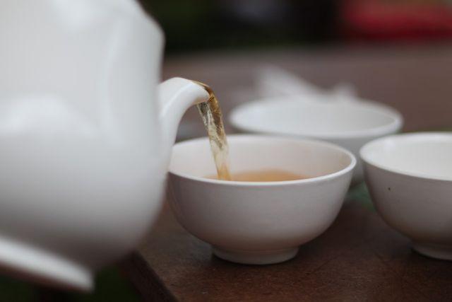 Waldmeister-Tee hat ein besonderes Aroma.