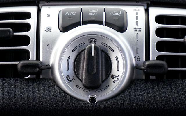 Mobilitätsfehler Heizung Klimaanlage Auto