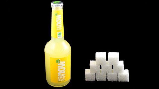 Zucker, Getränke, Limo, Eistee, Saftschorle, Verbraucherzentrale Nordrhein-Westfalen
