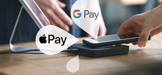 Bezahl Apps / Apps zum Bezahlen