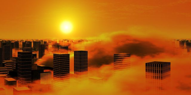 Die Auswirkungen der Luftqualität auf das Klima sind noch nicht ausreichend verstanden.