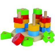 Spielzeug leihen Kilenda Eichhorn Steckspiel