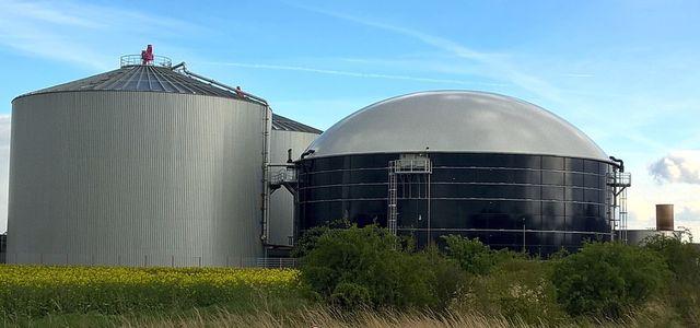 Biogas-Anbieter – Biogasanlage