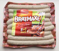 """Bratmaxe von Meica schneiden beim Öko-Test Bratwürste mit """"ungenügend"""" ab."""