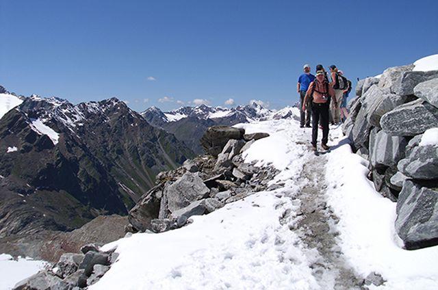 Wikinger Reisen auf-dem-rettenbachjoch_640 Fernwanderwege Europa