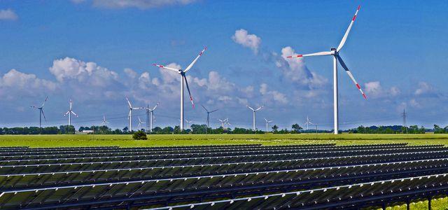 Ökostromanbieter - Erneuerbare Energien