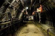 Atommüll-Endlager im Bergwerk