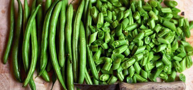 Grüne Bohnen Rezept