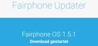 Fairphone Update