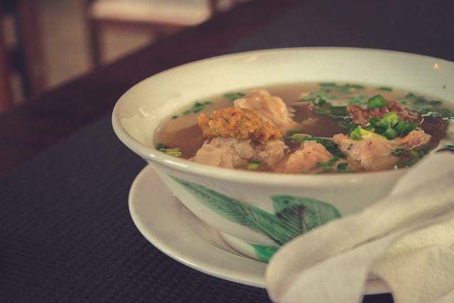 Szechuan-Pfeffer wird traditionell in der chinesischen Küche verwendet.