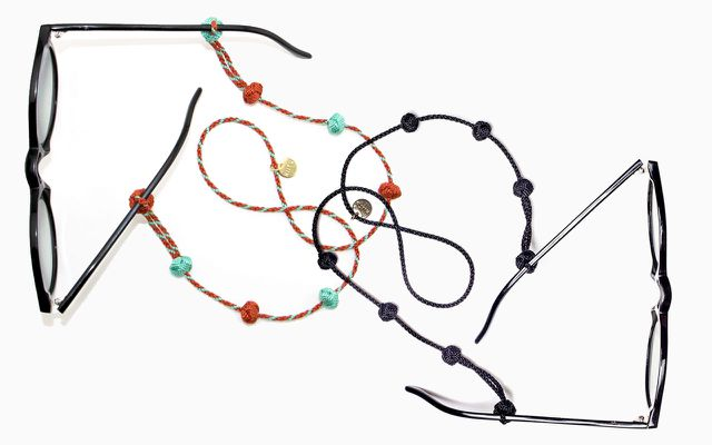 Hiitu-Brillenband