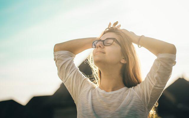 Headache home remedies: fresh air