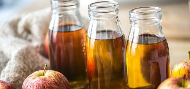 Apfelsaft haltbar machen