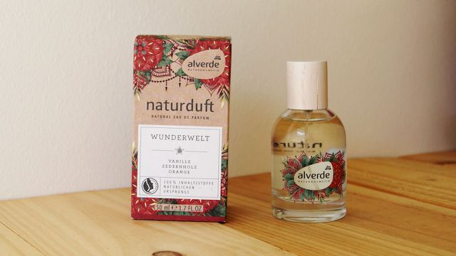 dm, Alverde, Naturduft, Parfum, Naturkosmetik