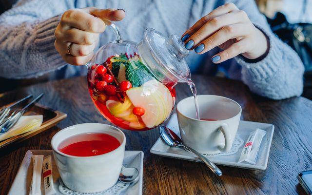 tea safe pregnancy - tea when pregnant