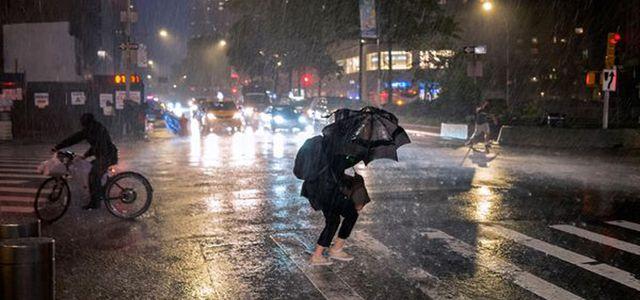 Extremwetter Regen USA