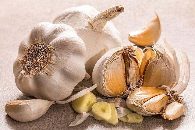 Die Wunderknolle: Knoblauch kann auch bei Bluthochdruck helfen