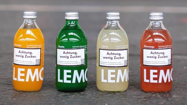 Lemonaid, Limonade, Zucker