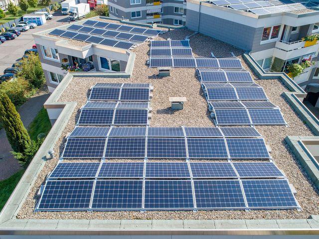 Saubere Energie trägt zum Klimaschutz bei.