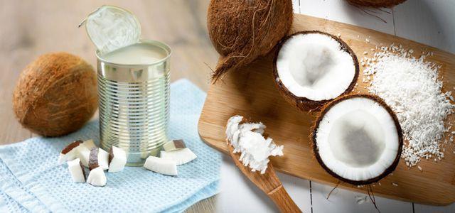 Kokosöl für Haare, Haut und Zähne