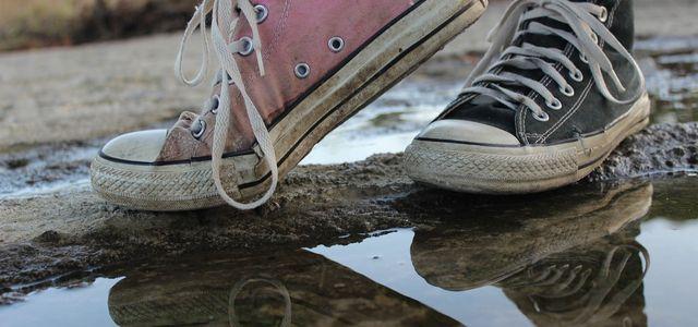 Sneaker reparieren