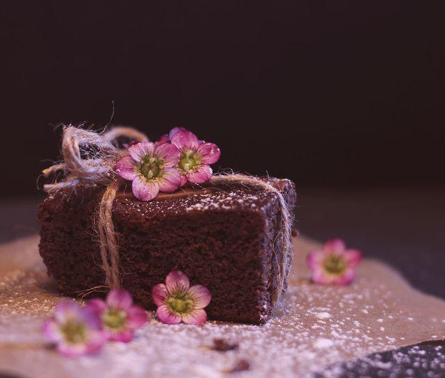 Brownies sind auch ohne Weizenmehl unwiderstehlich.