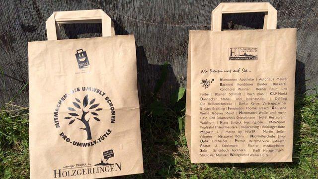 Das Tütle: Pilotprojekt in Holzgerlingen