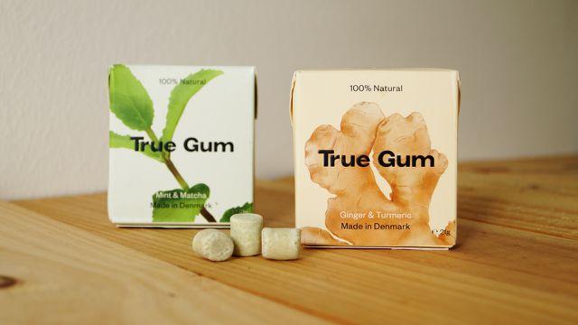 dm, Kaugummi, True Gum, Erdöl, Kunststoff