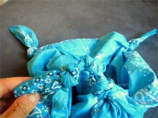 Handmade Handbag Step Three