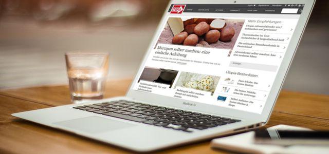Computer, Notebook, Webseite, Internet