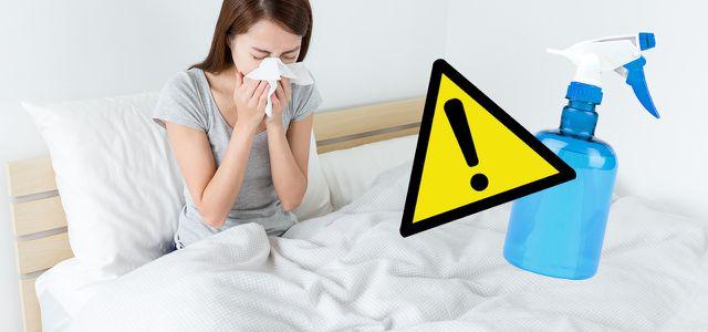 Keine Hilfe Für Allergiker Milbensprays Fallen Bei öko Test Durch