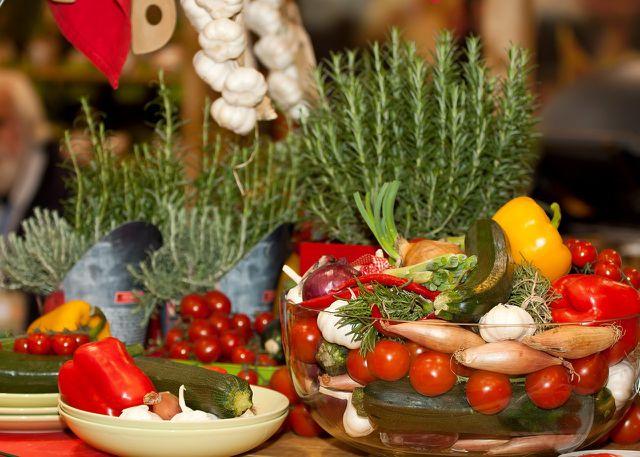 Gutes Gemüse ist das A und O für Antipasti.