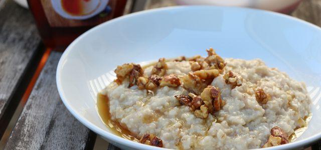 Porridge Selber Machen 3 Gesunde Varianten Fürs Frühstück Utopiade