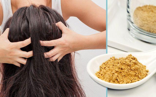 Dry shampoos hair powder