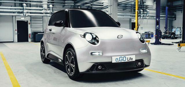 Elektroauto e.GO Life: Preis unter 16.000 Euro