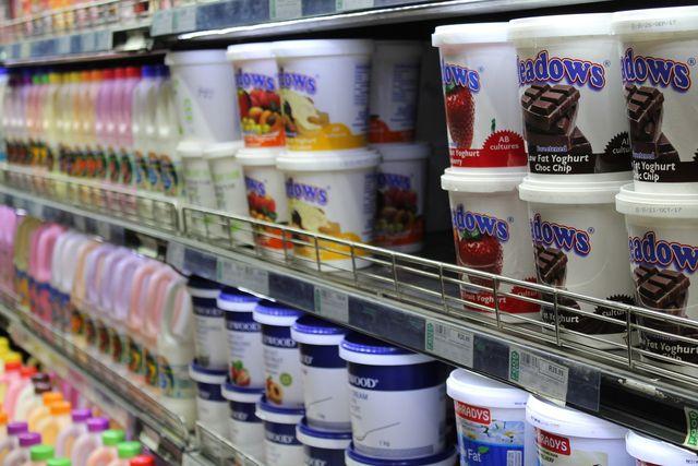 Durch Inulin wird ein Joghurt fettarm und hat weniger Kalorien.