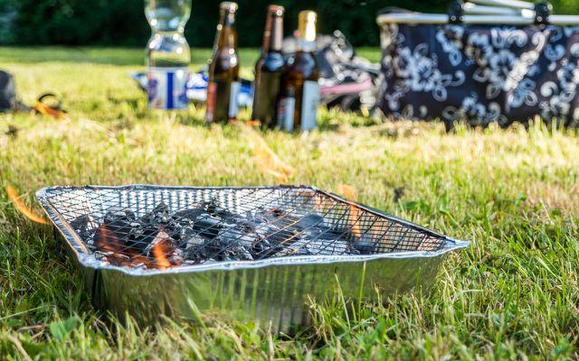 Grill-Fehler: Einweggrills verursachen unnötigen Müll