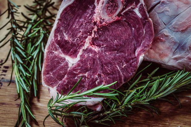 Zu viel Fleischkonsum ist ungesund.