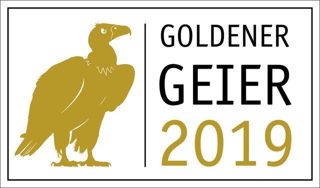 goldener geier logo
