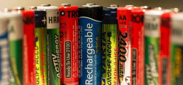 Batterien - voll oder leer?
