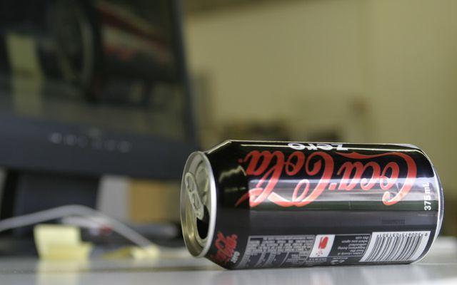 Aspartam Coke Zero