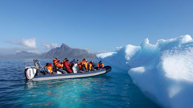 PFC-Verbindungen konnten Forscher schon in der Arktis nachweisen.