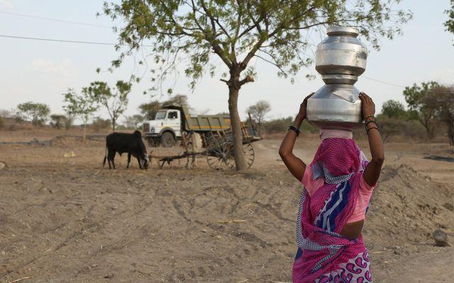 Klimawandel und Gesundheit: Unterernährung
